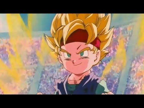 7 viên ngọc rồng siêu cấp | Khoảnh khắc Goku bị Rồng Thần hóa nhỏ -