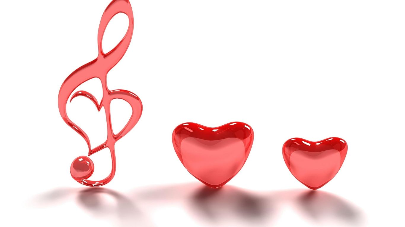 Simple heart backgrounds hdwallie hd wallpapers places to love wallpaper with two beautiful hearts voltagebd Choice Image
