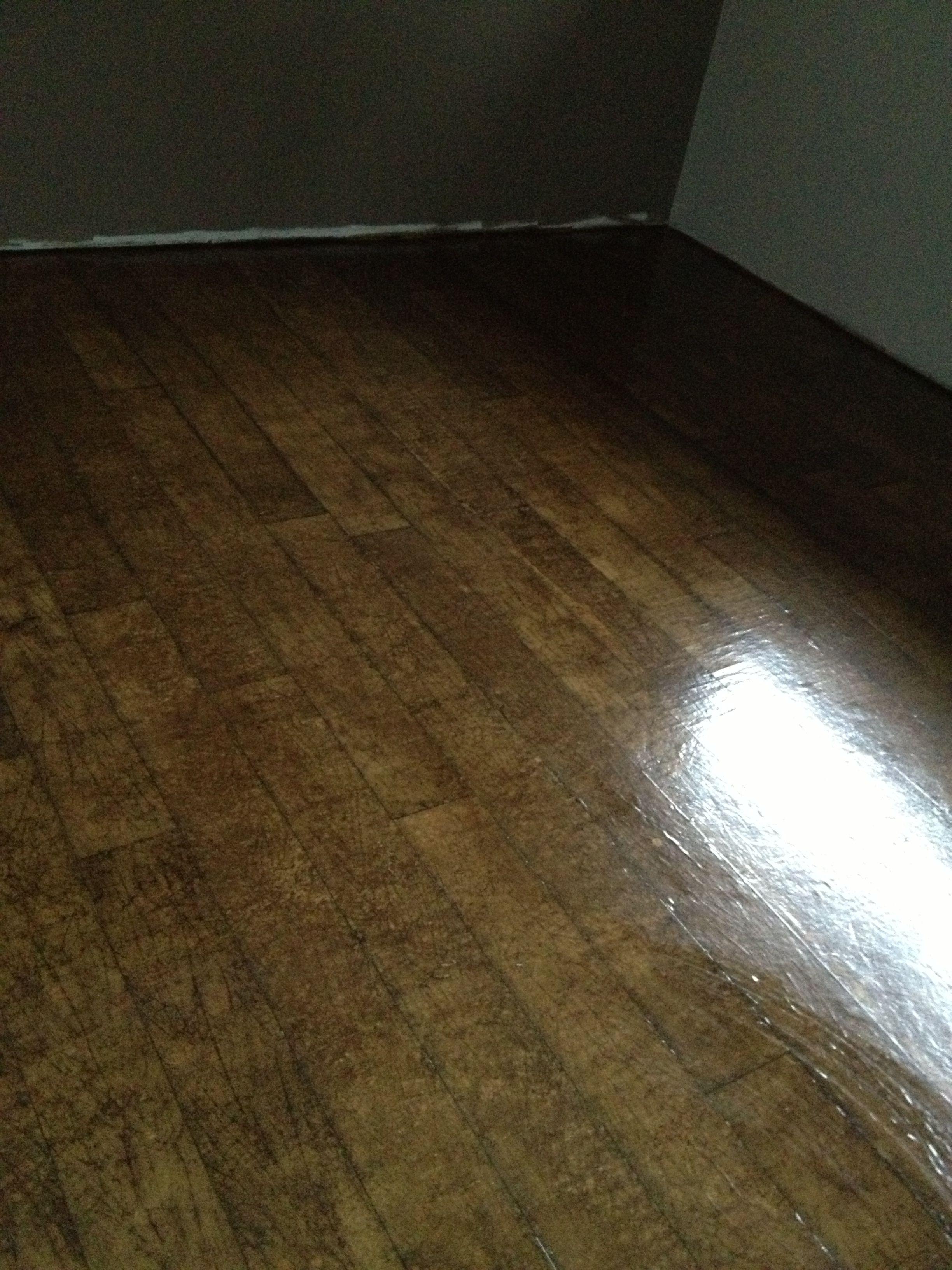 Pin Paper Flooring