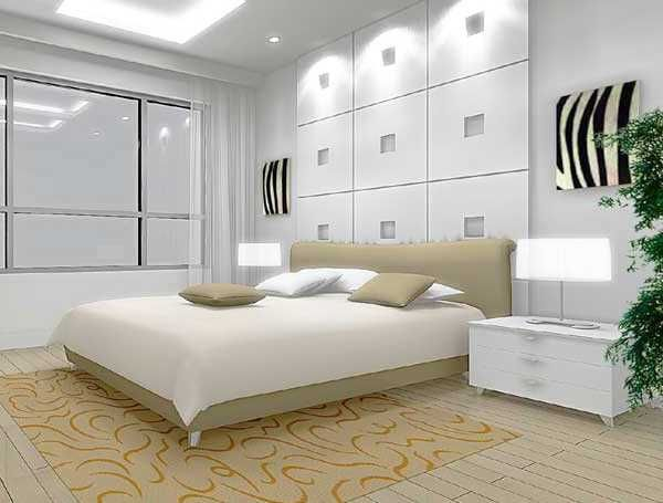 Modern Bed Headboard Ideas Adding Creativity To Bedroom - Headboard designs ideas