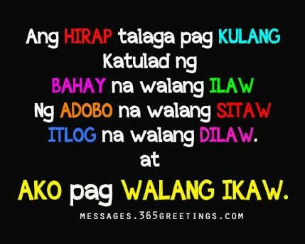 Boy Banat Tagalog Love Quotes Tagalog Quotes Love Quotes For Her