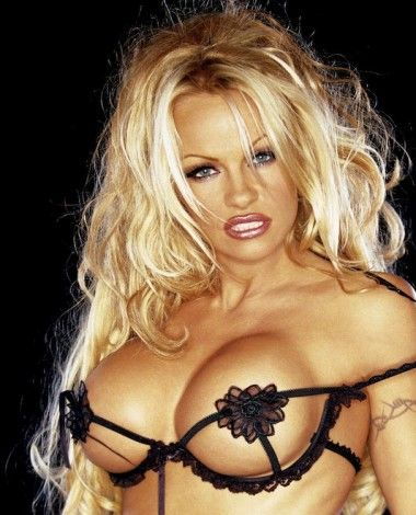 Hot nude pam anderson