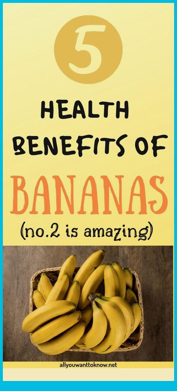 5 Health Benefits Of Bananas 5 HEALTH BENEFITS OF