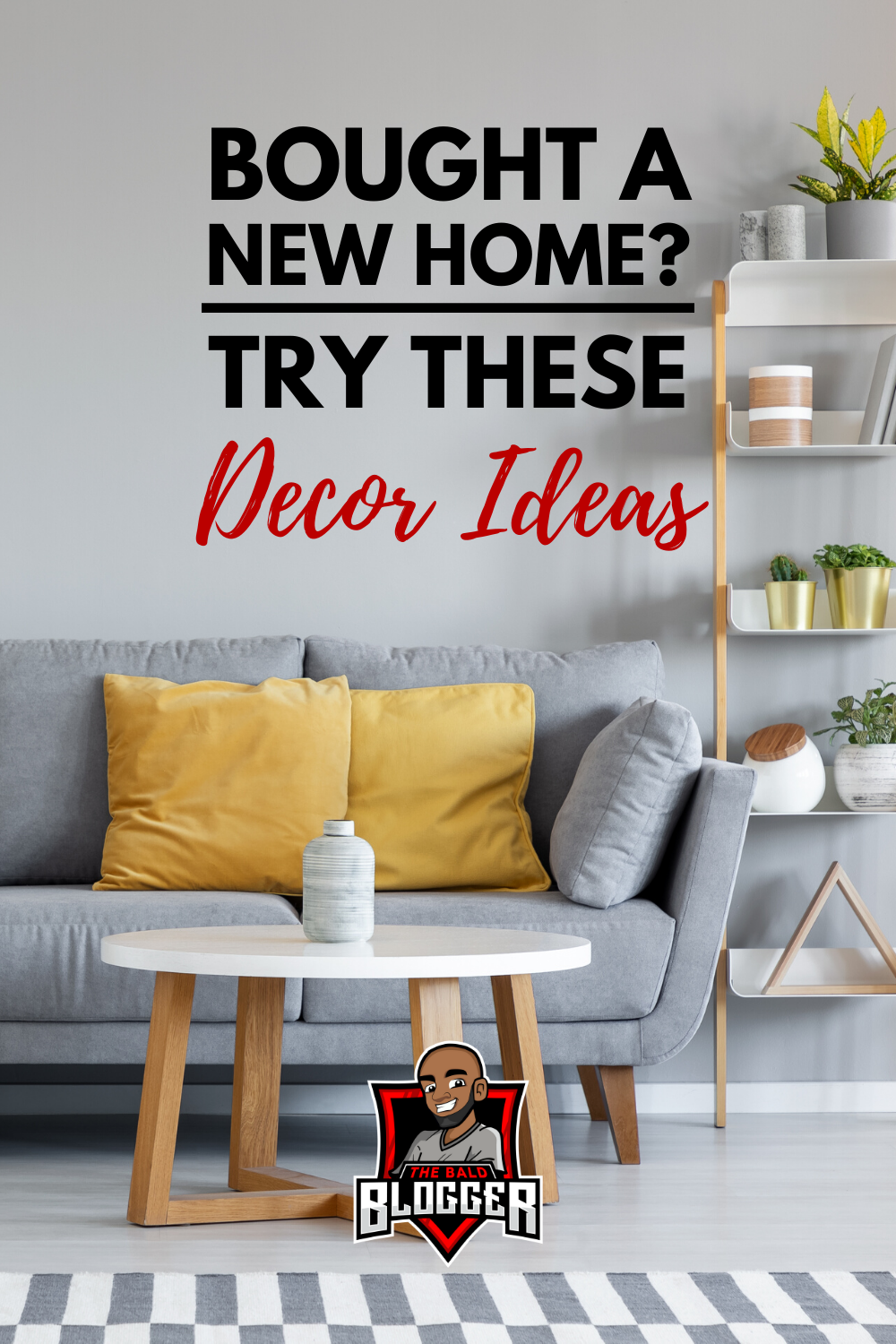 Try these new home decor trends! If you've bought a new home, you'll love these 8 new home decor trends  #newhome #newhomedecor #newhomedecortrends