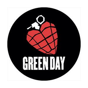 Green Day American Idiot Album Cover Green Day Logo Green Day Green Day Tattoo