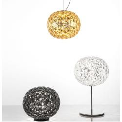 Photo of Planet Led table lamp yellowIkarus.de