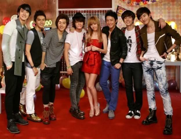 Jessica dating Super Junior plafondventilator licht hook up