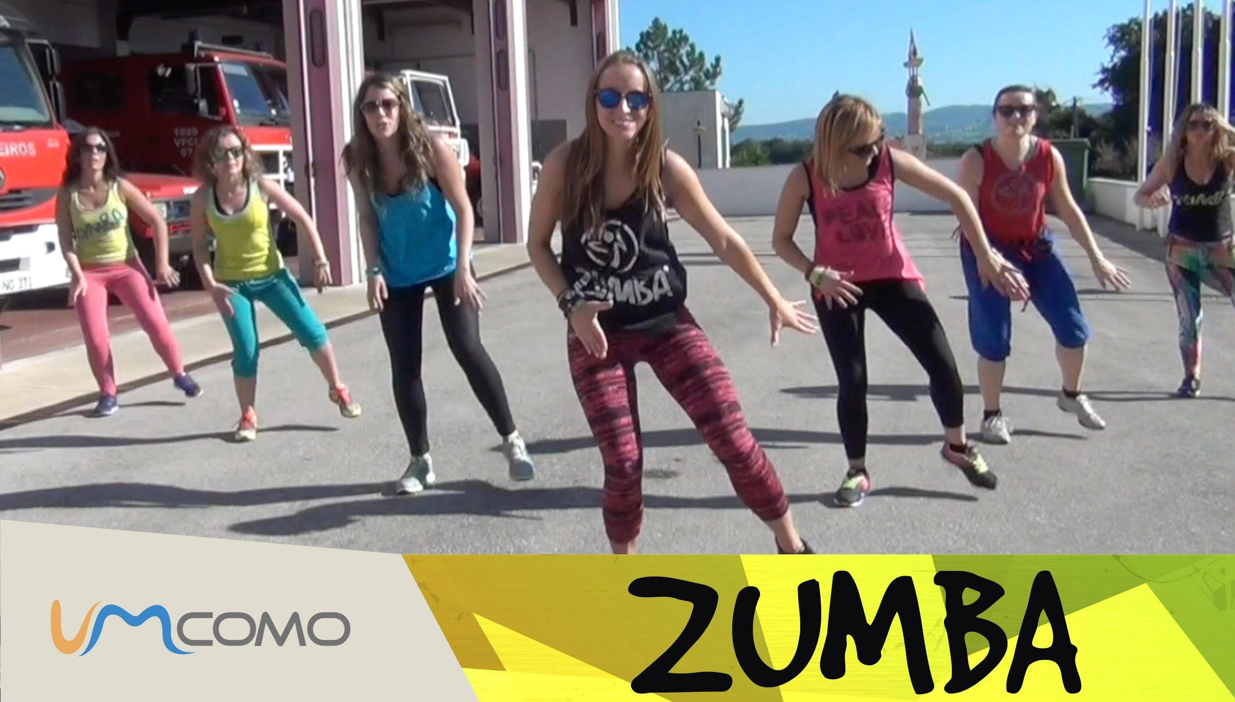 Aula De Zumba Enrique Iglesias Mit Bildern Zumba Fitness