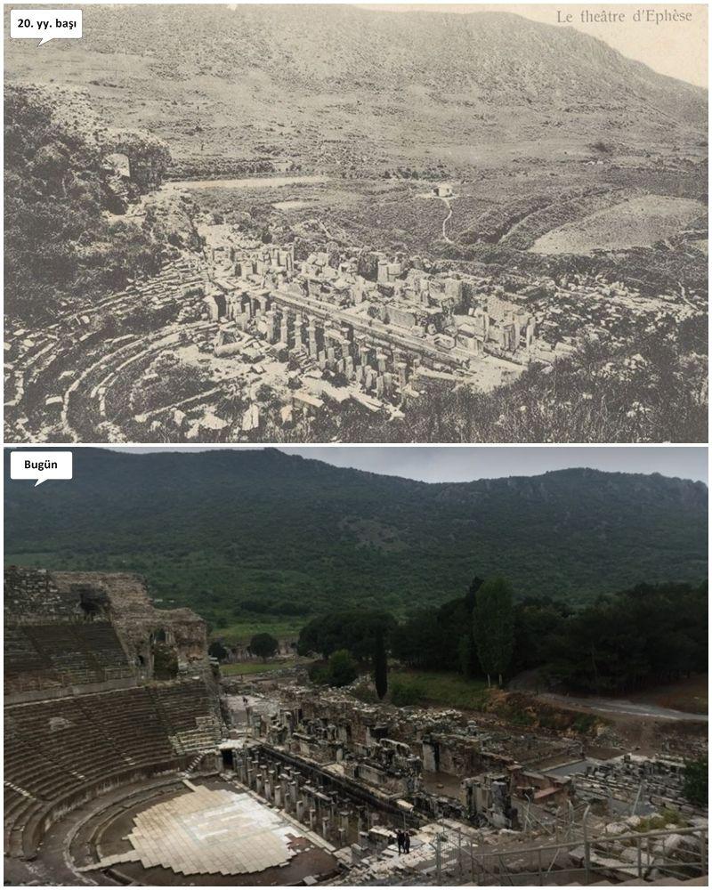 Efes antik tiyatrosu, İzmir. / Ancient theater of Ephesus, Smyrna. |  Seyahat, Istanbul, Fotoğraf