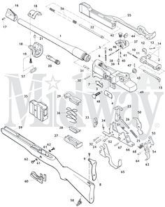 Ruger Ar 15 Exploded Diagram Balboa Spa Pump Wiring Diagrams Mini 14 Schematic Is Here At Parts List