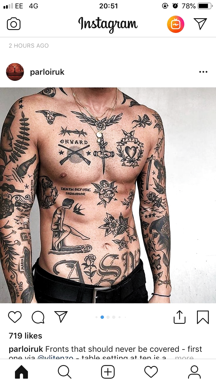 Pin En Tatuajes Pequenos Hombres