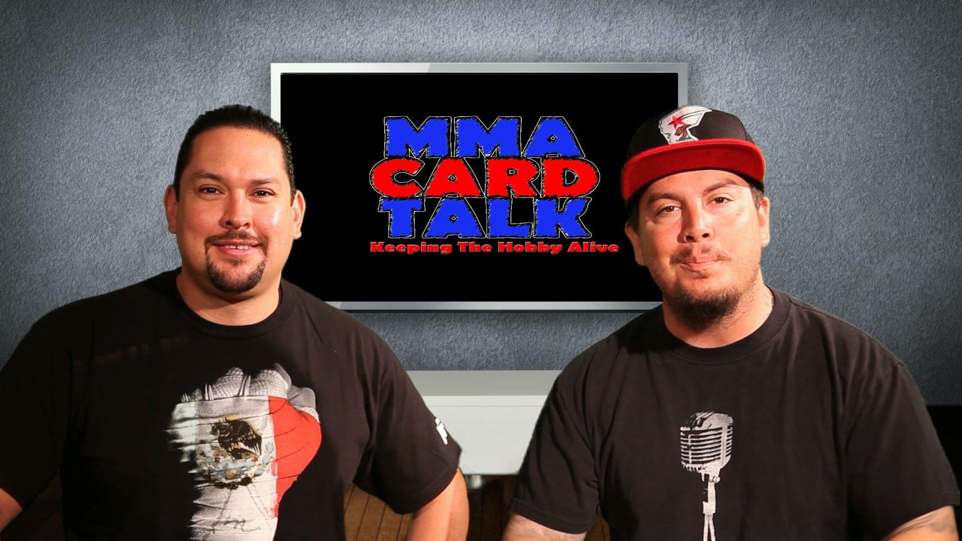 MMA Card Talk Episode 3