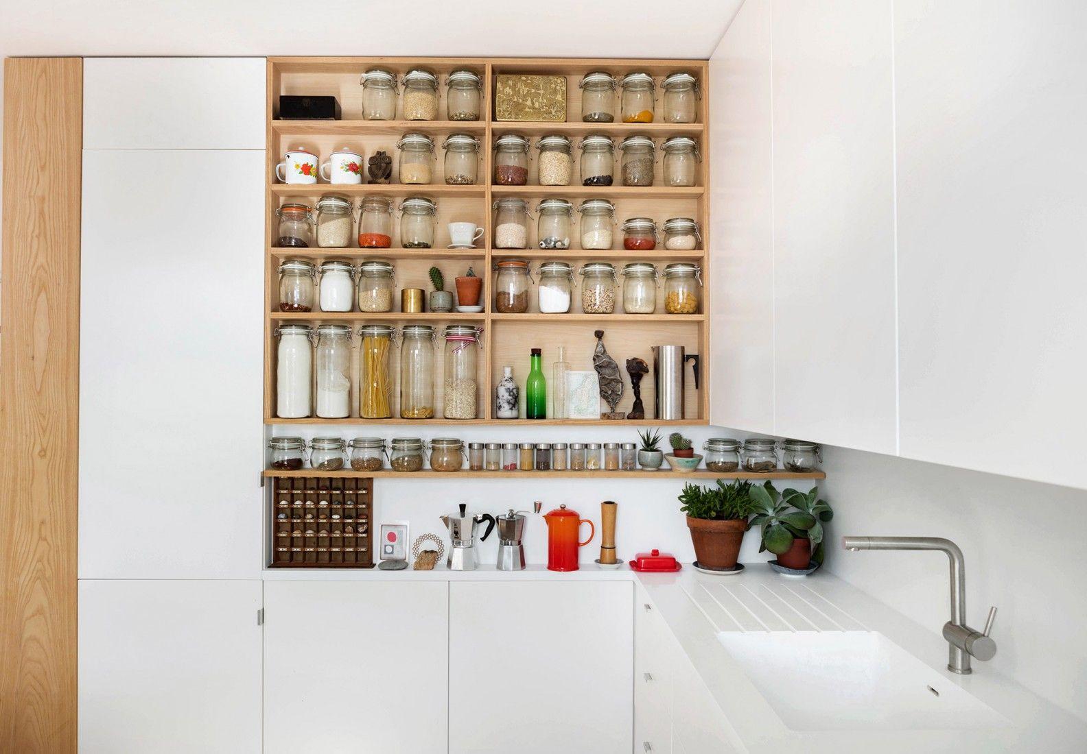 Pin by MOPU on Storage Kitchen pantry, Small kitchen