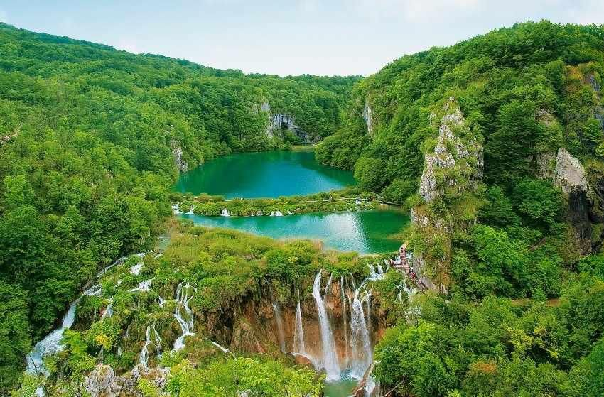 Plitvice Lakes With Images Plitvice Lakes National Park Plitvice Lakes National Parks