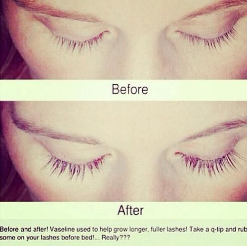 how to make my eyelashes look thicker