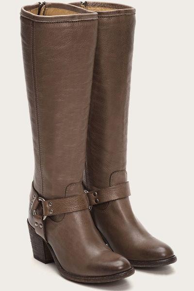 FRYE TABITHA HARNESS TALL. Tall BootsShoesWish ...