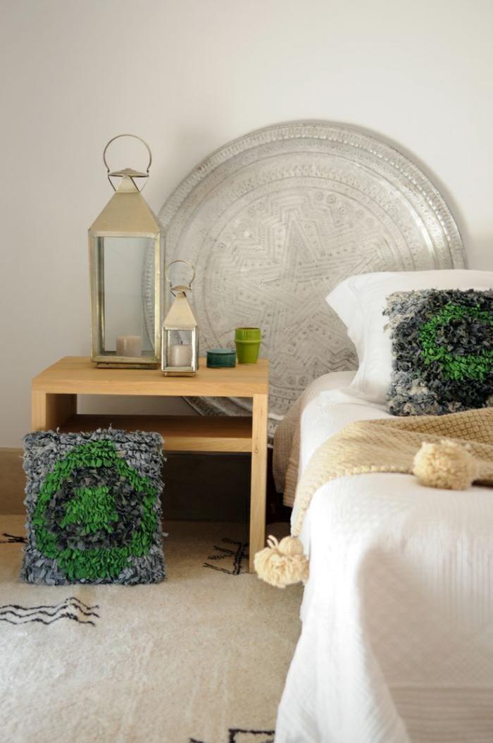 Créez une ambiance charmante en utilisant le plateau marocain ...