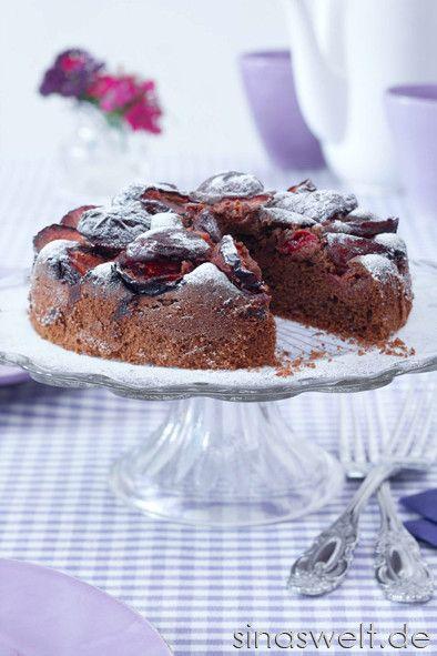 Rezept Pflaumenkuchen Pflaumenkuchen Rezept Zwetschgenkuchen