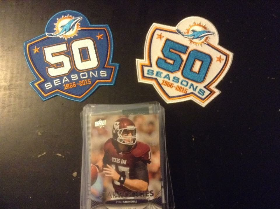 #50thPatches