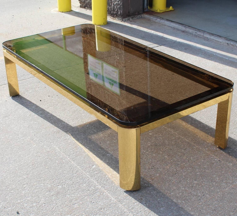 Park Art|My WordPress Blog_Smoked Glass Top Coffee Table