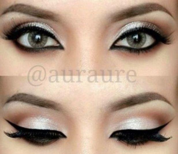 black eyeliner vs white eyeliner - Google Search | Eyespiration ...