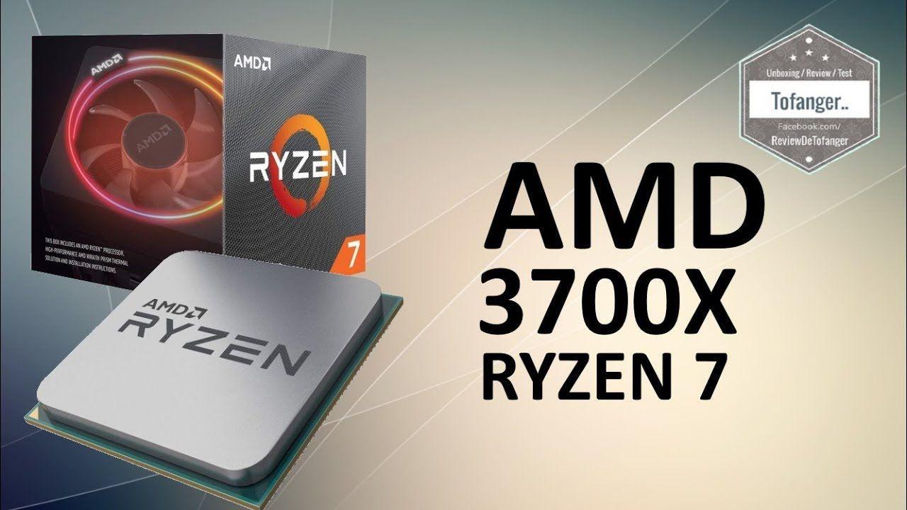 Amd Ryzen 7 3700x Wraith Prism Rgb Cooler Processeur Unboxing En 2020 Avec Images Acheter Sur Internet Processeur