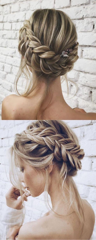 25 Chic Updo Wedding Hairstyles for All Brides – Elegantweddinginvites.com Blog