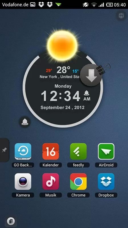 Miui X5 TSF Shell Theme v2.0.1 Requirements Android 2.2