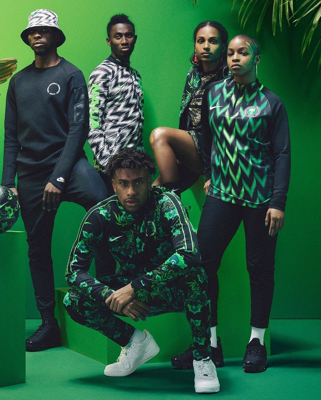 59957c2aa4b The Nigeria National Team Collection.  Nike  NikeFootball  Naija  Football   NikeSoccer  SuperEagles