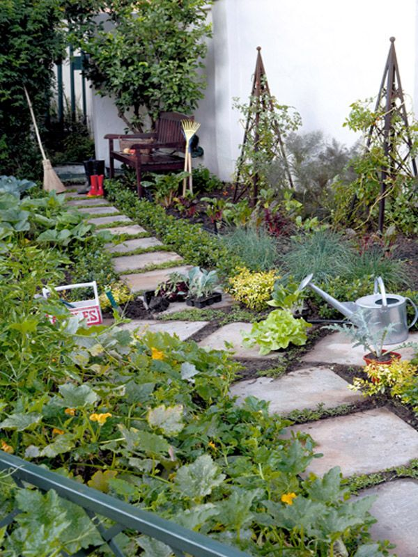 Give Your Garden Some French Finesse | DAILYFIX | Gateway & Window ...