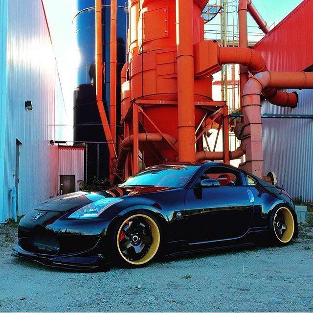 Etonnant Nissan 350z, Super Cars, Ps, Fire, Car