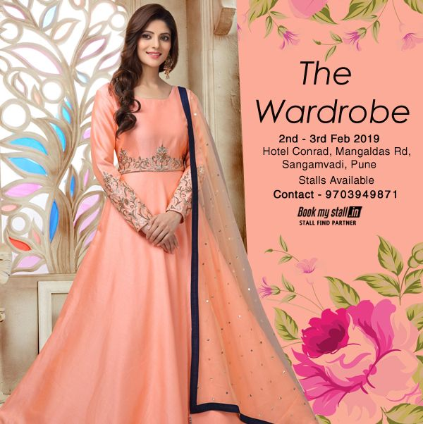 Exhibition Stall Booking In Pune : The wardrobe pune pune exhibitions flea markets formal