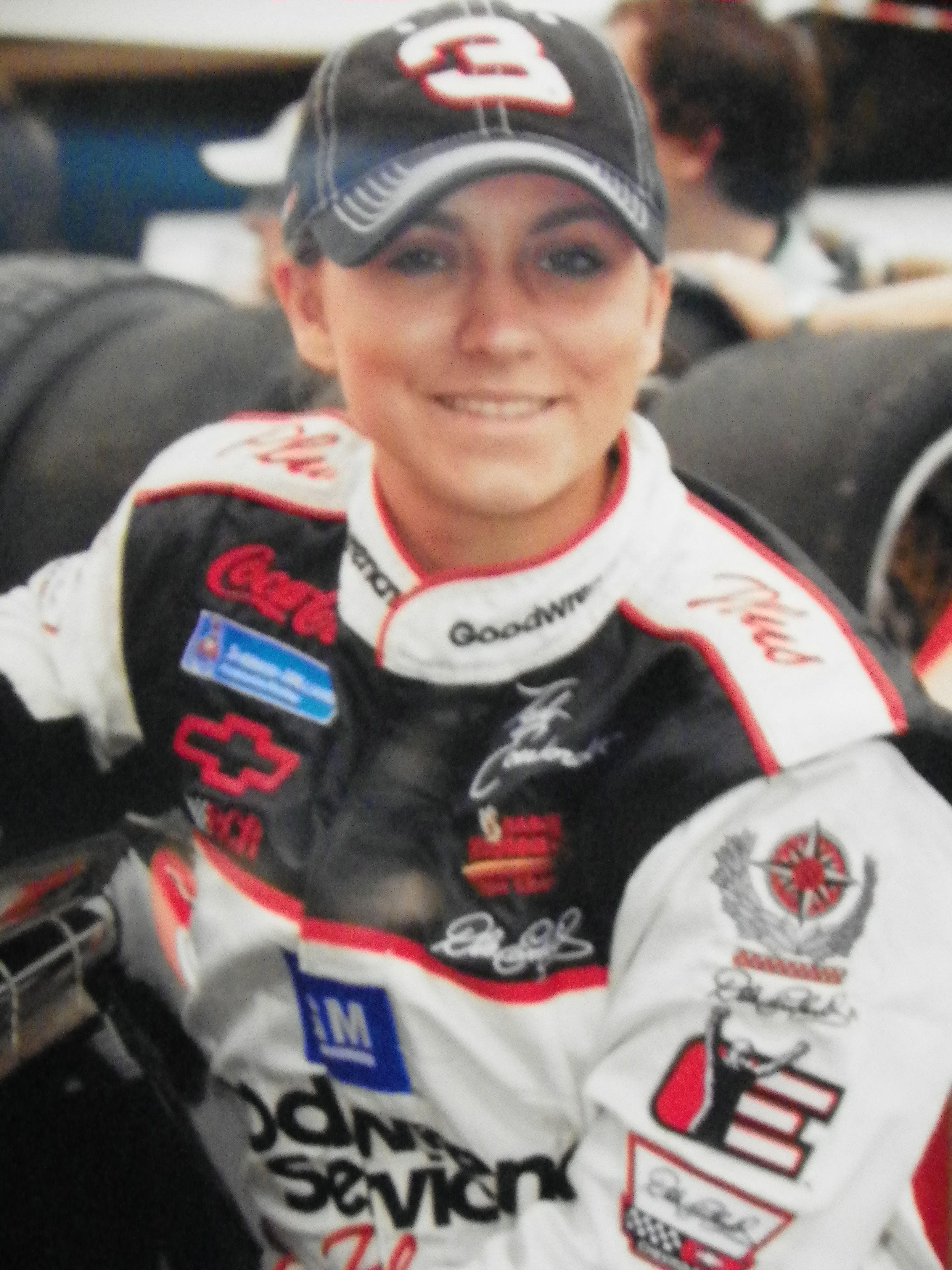 Taylor Nicole Earnhardt Nascar Race Cars Nascar Racing Dale Earnhardt Brandon samuel putnam in mooresville, north carolina. pinterest