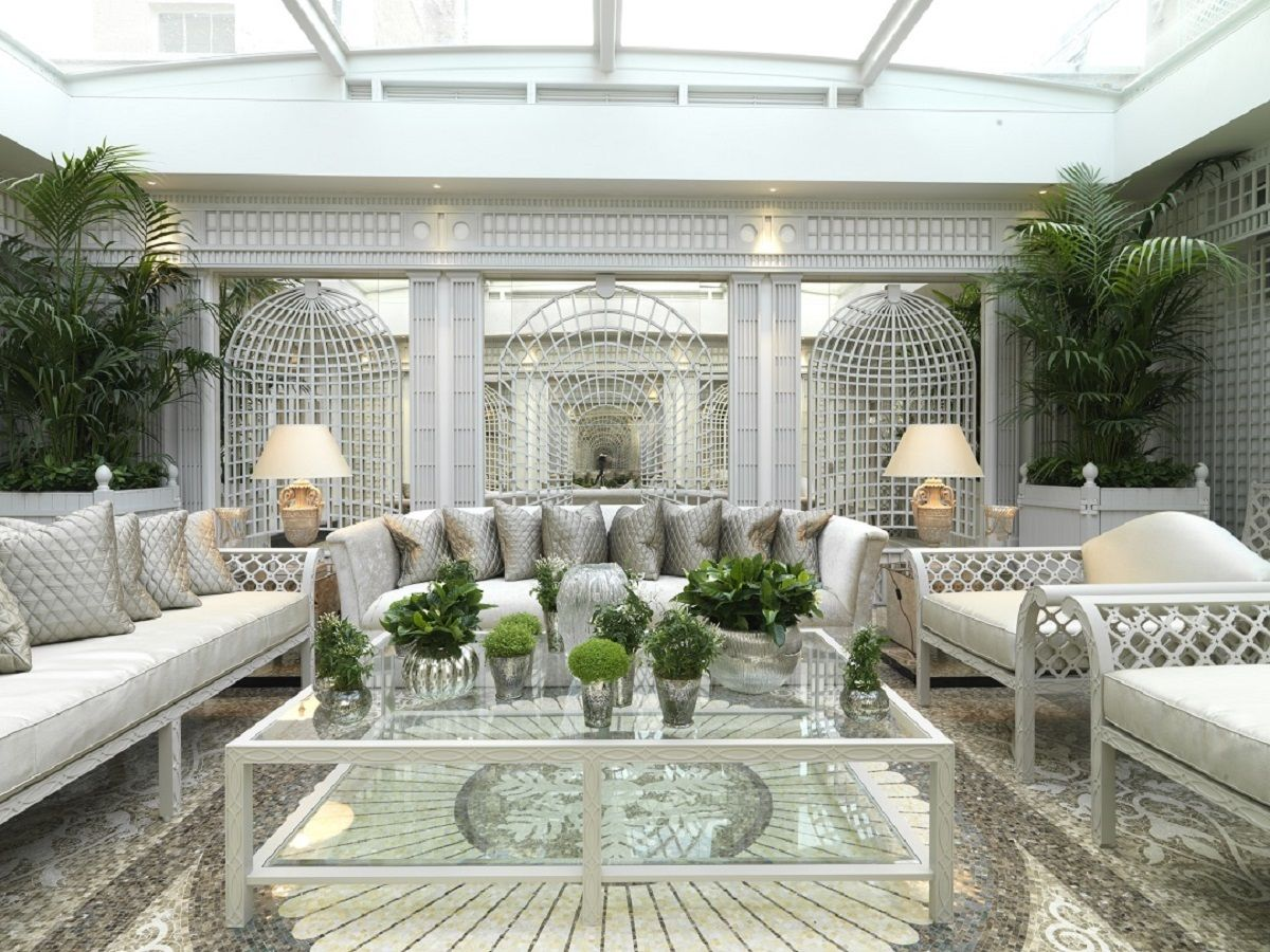 Traditional Patio And Deck In London Gb By Argent Design