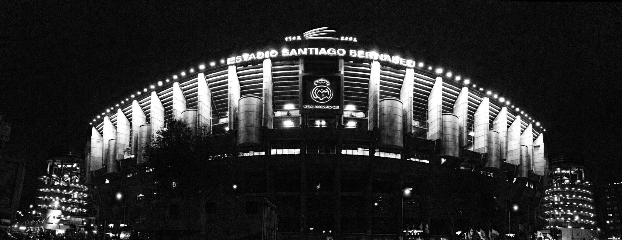 Santiago Bernabéu Stadium Santiago Bernabeu Bernabeu Santiago