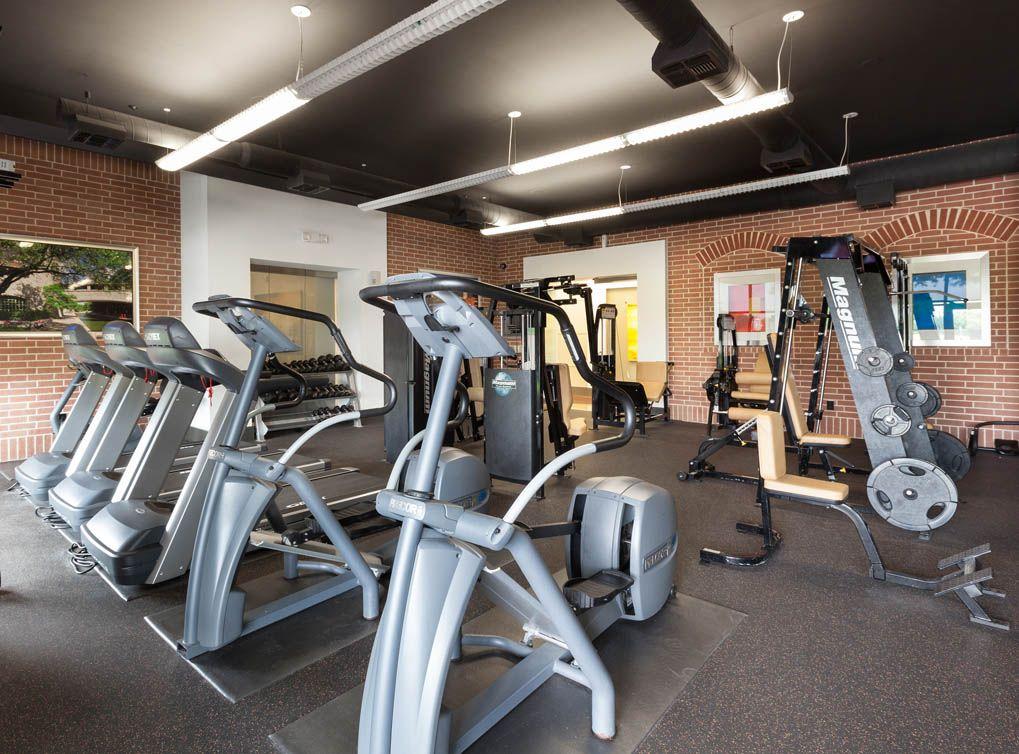 AMLI Las Colinas Fitness Center