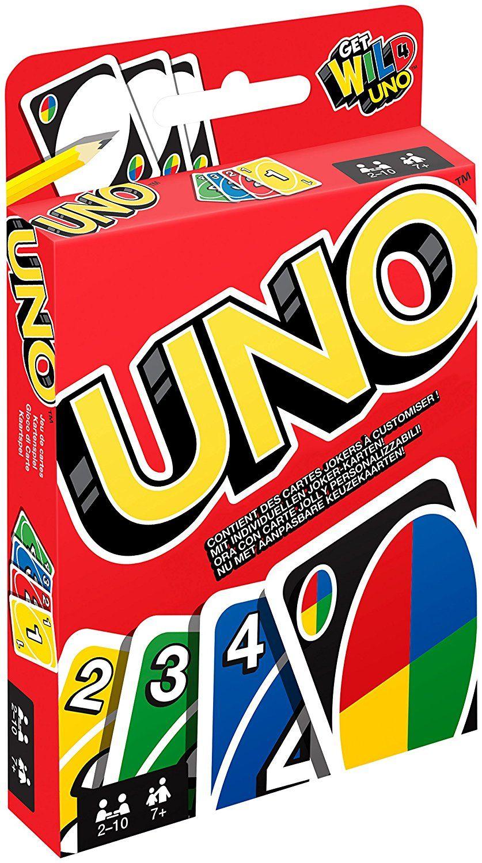 Mattel W2087 Uno, Kartenspiel Amazon.de Spielzeug