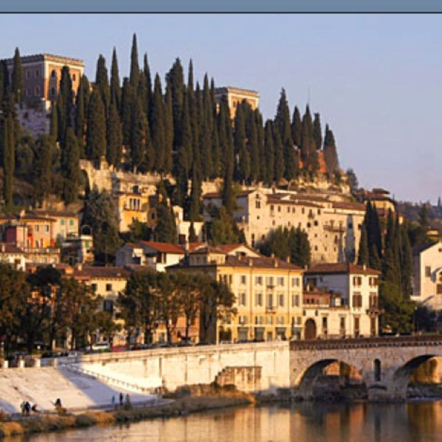Verona, Italy. Setting For Romeo And Juliet!