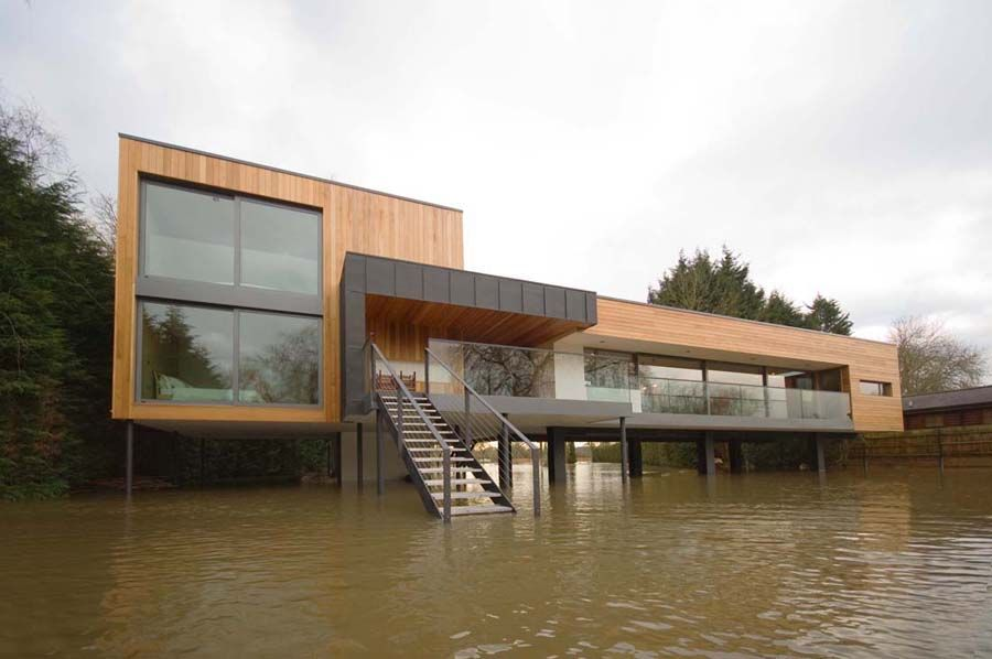 The Hind House by John Pardey Architects #House