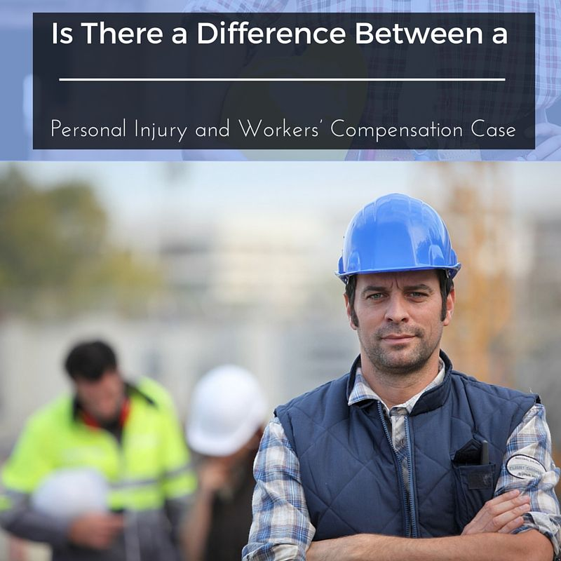 Is there a difference between a personal injury and