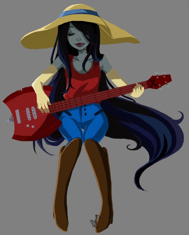 Marceline by Anarkeru