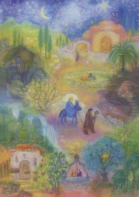 Marias Kleiner Esel Adventskalender