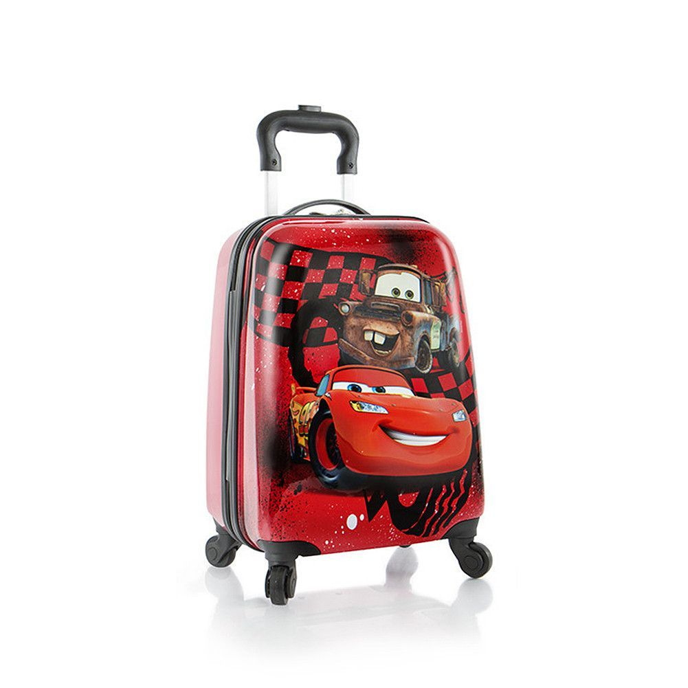 Heys Disney Cars Spinner Suitcase - Mcqueen And Mater