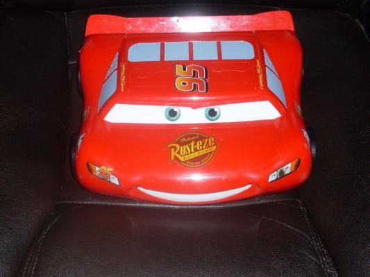 DISNEY LIGHTNING MCQUEEN CARS LEARNING V-TECH LAPTOP COMPUTER