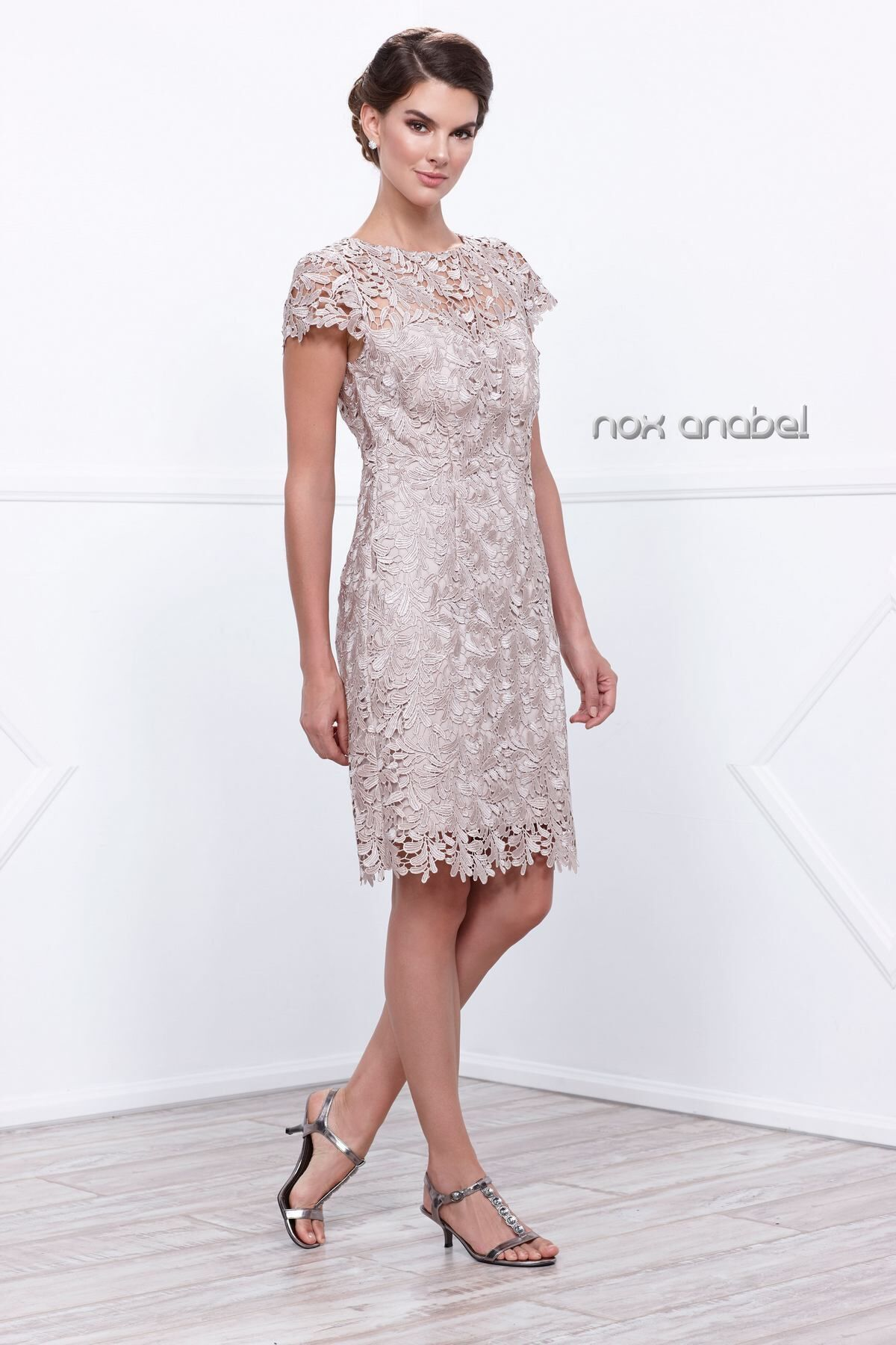 Cute Short Mother of the Bride Dress 2018