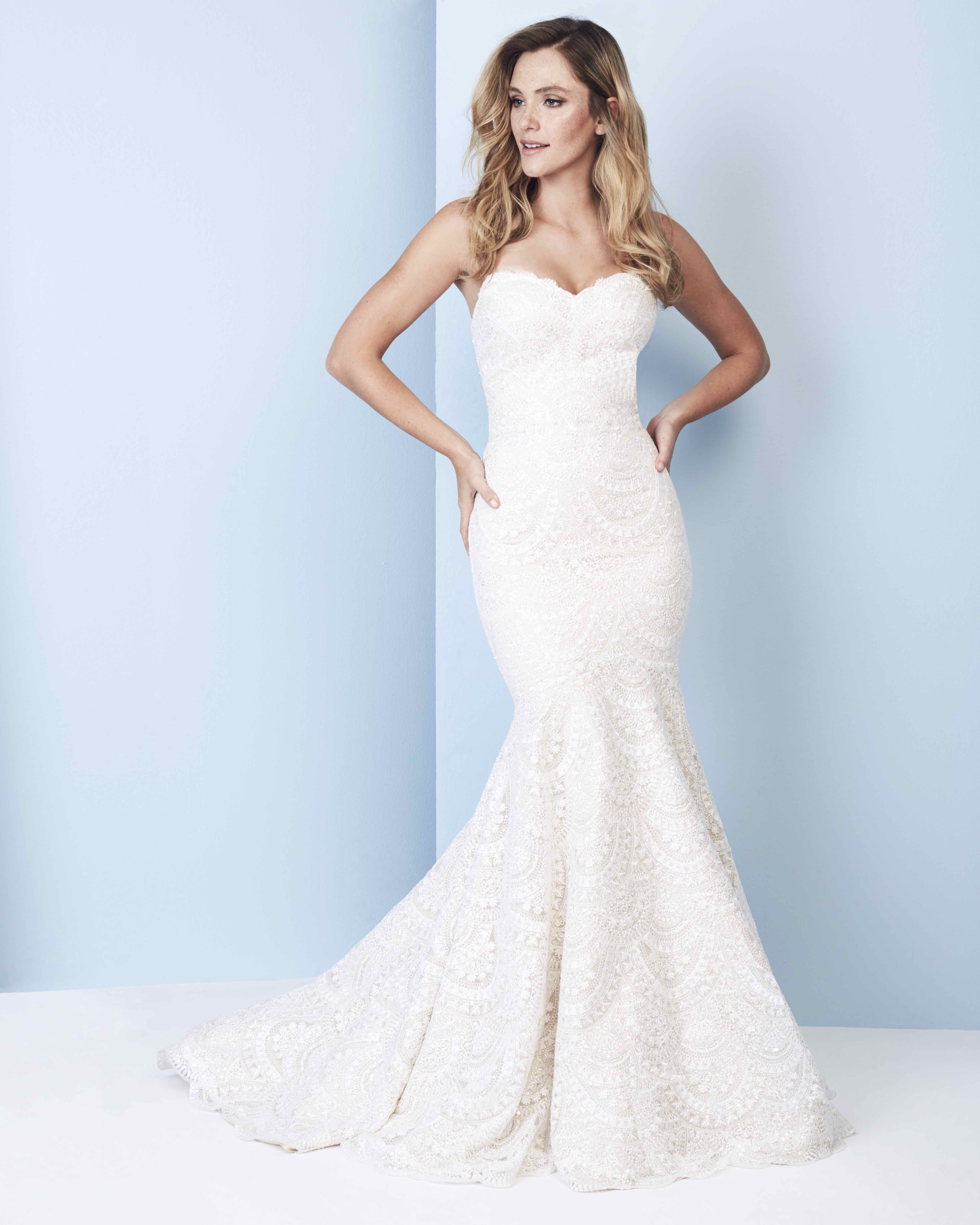 Zurie Blue Willow Bride By Anne Barge Fall 2018 Wedding Dress