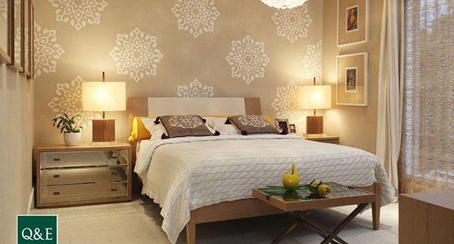 Papel de parede para quarto de casal como escolher