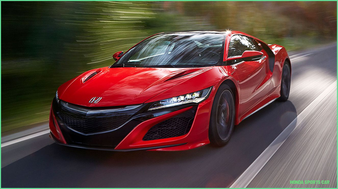 8 Reasons Why You Shouldnt Go To Honda Sports Car On Your