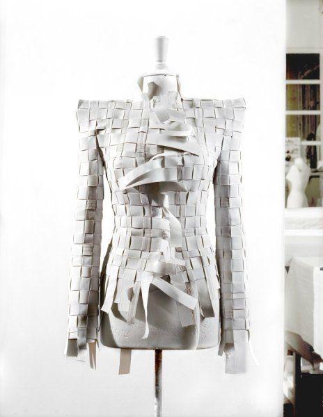 deconstructed dresses - Google Search   Deconstruction fashion, Fashion, Maison martin margiela