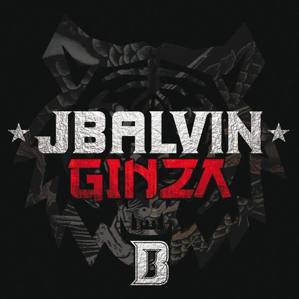 J Balvin – Ginza (single cover art)
